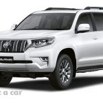prado for rent, Rent a car in lahore, rent a car